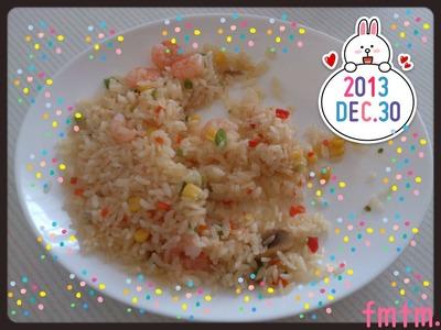 20131230お昼ごはん