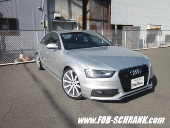 AUDI_A4_TSW_Brooklands_(Silver with Mirror Cut Face)_(斜め前)