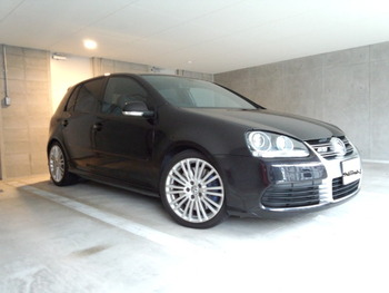 GOLF5_R32_ワダマサヒロ様_加工前