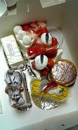 新年ケーキ☆