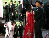左上:及川光博/右:桜井幸子&大沢たかお?/左下:宍戸錠&稲森いずみ