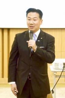 福山哲郎幹事長「野党一本化を」
