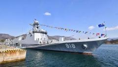 韓国期待の新型護衛艦5カ月で故障、原因は海軍の運用ミス?