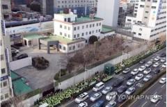 釜山・日本領事館付近を「抗日通り」に 韓国団体