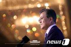 文大統領「米朝、約束破れば国際社会から厳しい審判」 韓国