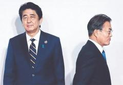 安倍首相「韓国が約束守らず優遇撤回」