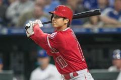 【MLB】大谷翔平、初二塁打&中前打で今季3度目マルチ 決勝ホーム踏み6連勝に貢献
