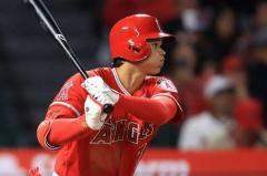 【MLB】大谷翔平、驚異の3試合連発! 第1打席でセンターへ本塁打