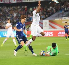 日本、カタールに敗れ王座奪還ならず アジア杯決勝