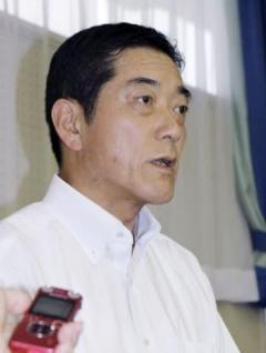 愛媛知事が加計理事長批判 会見「もっと早くやれた」