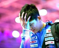 張本智和、世界ランク157位の韓国選手に敗れ号泣 世界卓球