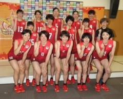 中田ジャパン、世界バレー最終戦、米国に敗れて6位に終わる