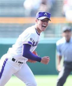 【朗報】ついに決断!金足農・吉田、プロ野球志望届提出へ