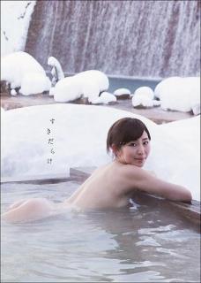 塩地美澄アナ 最新写真集の生尻セミヌード解禁 ファン大興奮