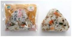 ファミマ、「スーパー大麦おむすび」と「男飯おむすび」の新商品発売