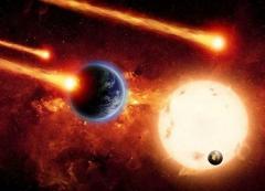 【ガチ悲報】NASA発表 2135年の小惑星ベンヌ地球衝突