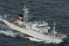 韓国漁船、水産庁が拿捕=無許可操業の疑い
