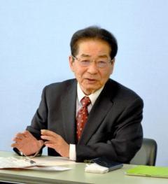 仙谷由人さん死去 72歳 民主党政権時に官房長官など歴任
