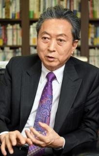 鳩山氏「天皇の訪韓を希望」…韓日関係改善のきっかけに