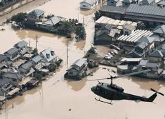 韓国政府 西日本豪雨に100万ドルの義援金