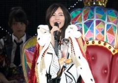 【第10回AKB総選挙】SKE48松井珠理奈、悲願の初女王に