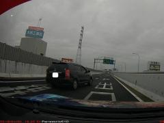 """GWの高速で""""あおり運転"""" 『ペットボトル投げ』も 名古屋"""