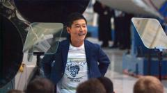 ZOZO前澤社長「月に行くことにしました」スペースXと月旅行契約