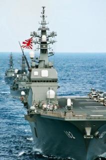 「旭日旗掲げた日本戦艦入港反対!」 韓国で国民請願拡散
