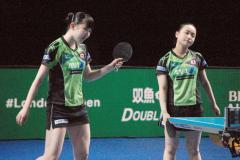 卓球W杯日本女子、初優勝ならず