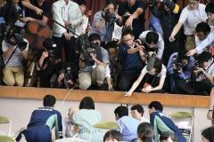 マスコミのハイエナ記者陣が被災者にたかる様子が酷い