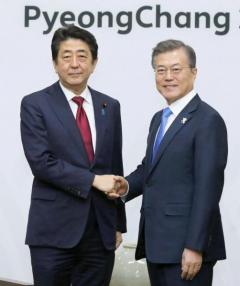 韓国大統領、安倍首相に不快感