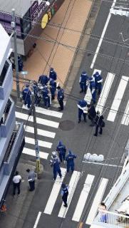 男が路上で包丁振り回し、女性負傷…東京・目黒