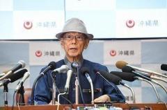 知事、辺野古承認「撤回」を表明 土砂投入阻止に全力 沖縄