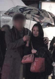 高橋由美子に不倫報道 歌舞伎町のラブホ密会撮られる