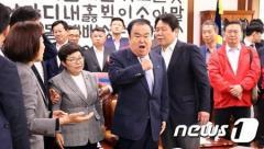 「天皇に謝罪」求めた韓国国会議長、低血糖で緊急搬送!