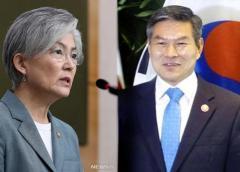 韓国外相・国防相、北の奇襲発射で笑い者に、前日まで北擁護