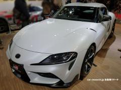 トヨタGRスープラ発売日5月17日、オーストリア生産輸入