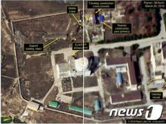 北朝鮮 寧辺軽水炉付近に新たな建物を建設か 米38ノース