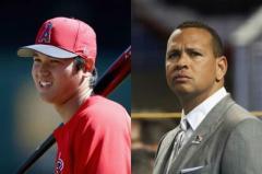 【MLB】大谷翔平の二刀流にAロッドも絶賛 イチローと比較し「感銘的なアスリート」