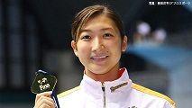 競泳・池江璃花子選手が白血病公表 水泳連盟が記者会見(2019年2月12日)のイメージ画像