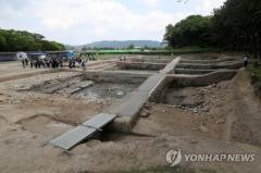 慶州・月城周辺の森 鳥取の遺跡を参考に復元へ 韓国