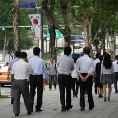 高過ぎる物価にあえぐ韓国人、サラリーマンはランチに外食できず