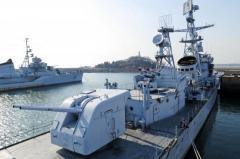 中国の観艦式、日本は「旭日旗」掲げて参加 韓国は格下げ?