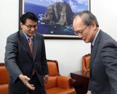 韓国議員5人を日本は初当選議員1人が相手「こんな冷遇初めて」
