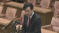 性的暴行容疑で告訴の田畑毅衆院議員が辞職願を提出