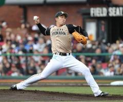 日本ハム・斎藤佑樹 2回途中3失点で降板 673日ぶり白星ならず