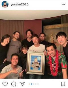 ZOZO前澤社長43歳誕生日にインスタ更新 隣には剛力彩芽