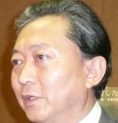 鳩山元首相が安倍首相批判「国内の支持はメディアの忖度」