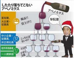 日本の消費増税「自傷行為」=米紙社説