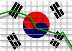 外国人、韓国株から売ろう 中国・日本は横ばい韓国だけ下落